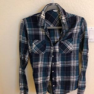 Aeropostale flannel shirt.